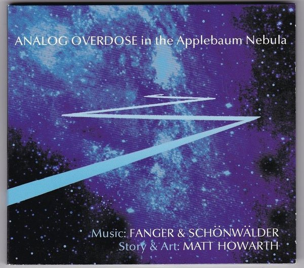 "Fanger & Schönwälder - ""Analog Overdose in the Applebaum Nebula"""