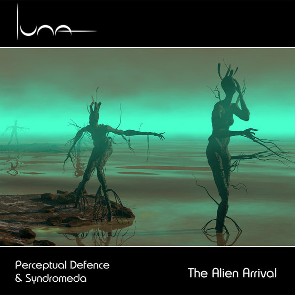 Perceptual Defence & Syndromeda - The Alien Arrival